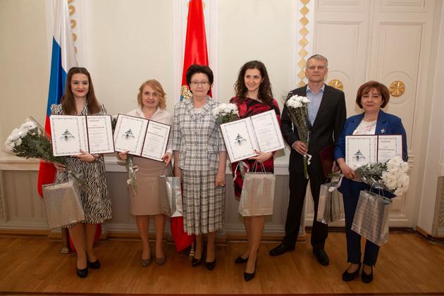 Во Владимирской  области назвали имена победителей конкурса профессионального мастерства «Педагог года – 2021»